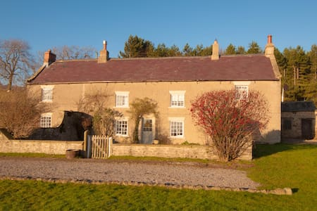 Secluded Yorkshire Dales cottage, panoramic views - East Hauxwell - Haus