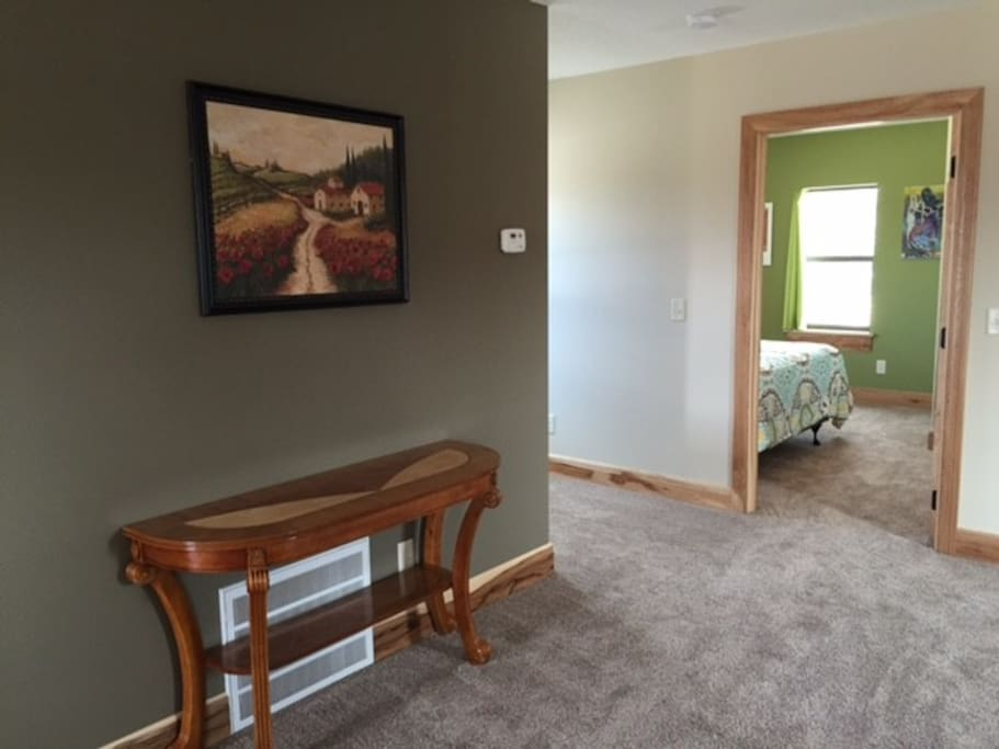 Abundant living space with appeal, quality and character