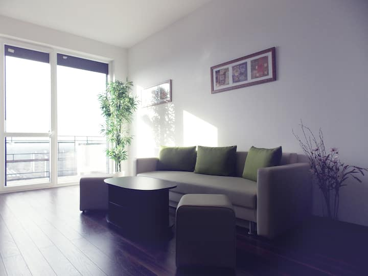 Penthouse Appartement nahe Zentrum
