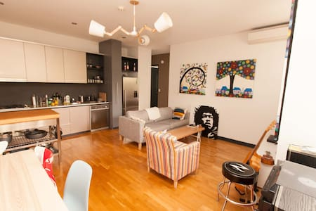 Great apartment close to all amenities, transport - Camperdown - Apartament