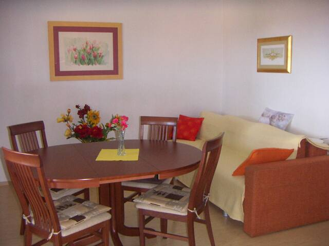 Comfortable four person apartment in Segent Donji - Seget Vranjica - Apartment