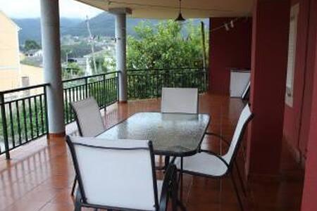 Apartamento con amplia terraza y jardin en Viveiro - Viveiro - Apartmen