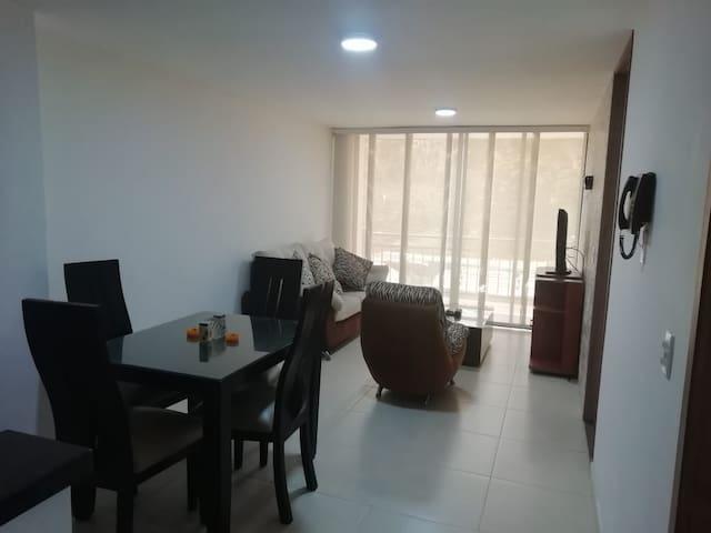 Apartamento Loft Centro 201