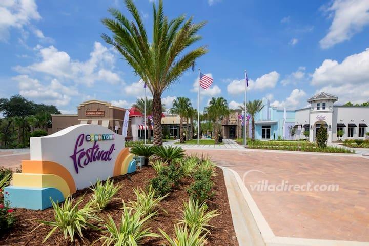 New Vacation Home @ Festival (10 mins from Disney) - Davenport - Casa