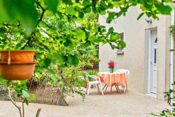 """Appartement tranquille : """" Il Piccolo Paradiso """"."""