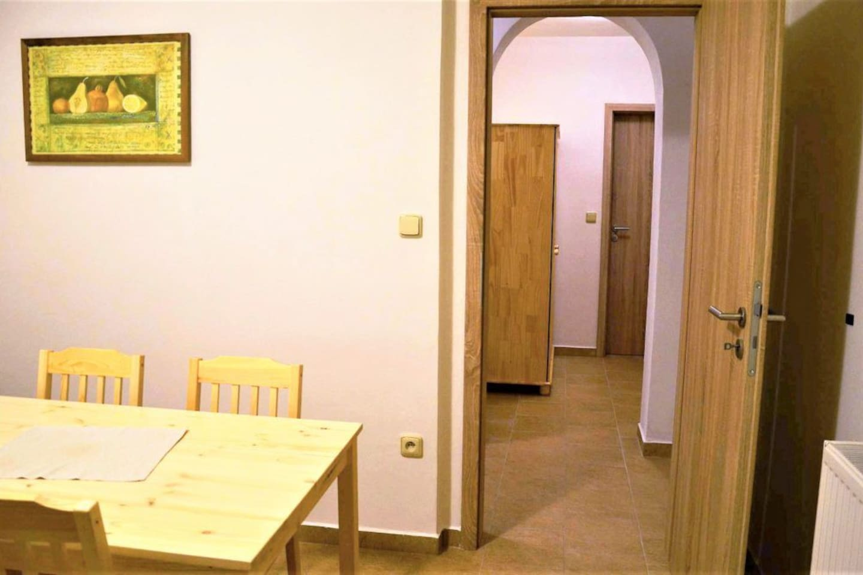 Apartmá pro 8 osob v penzionu Eder 70 m2