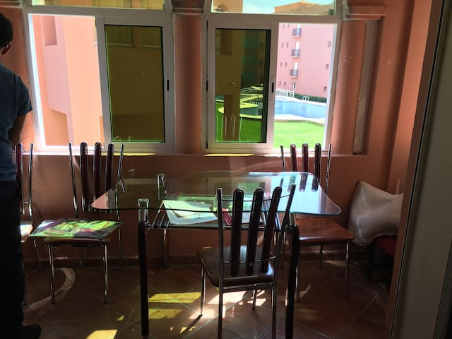 Appart meublé au bord de la mer - Briyech - Lägenhet