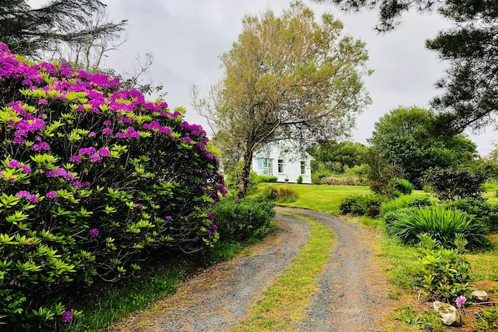 Mulranny - Stunning sea view and garden