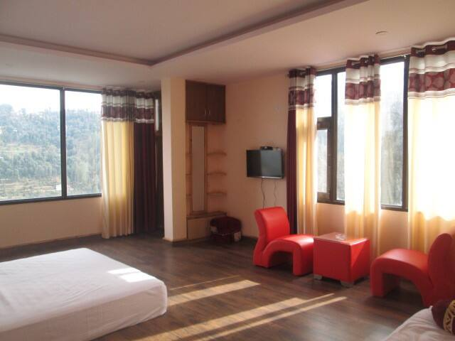 Charming room in countryside of Shimla - Casa
