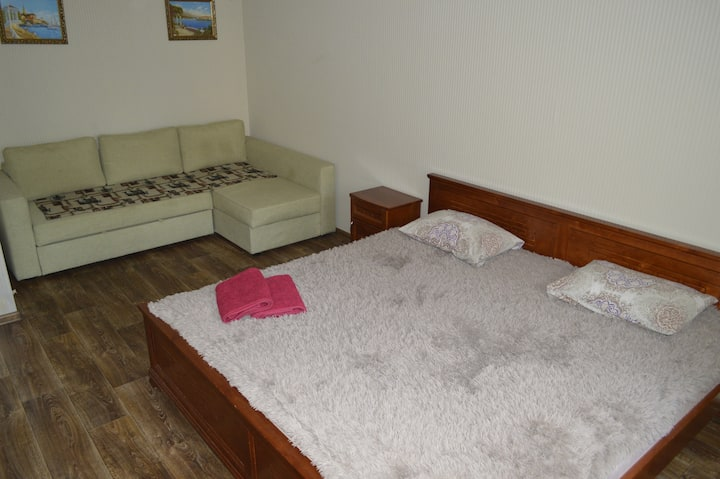 2 rooms apartments in Perlovka guest house
