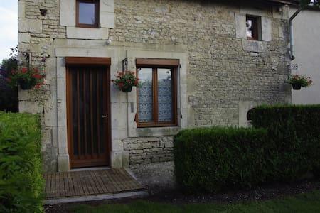 La Flûte ô marnaise - maison d'hôte - Rizaucourt-Buchey