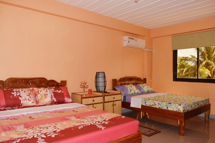 NEW! Room good for 4-6 pax in Paoay