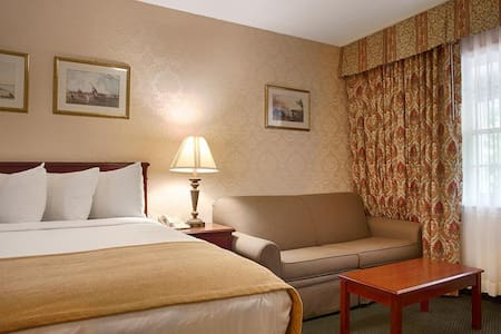 Hotel right outside New York City - Fort Lee - Boutique-hotell