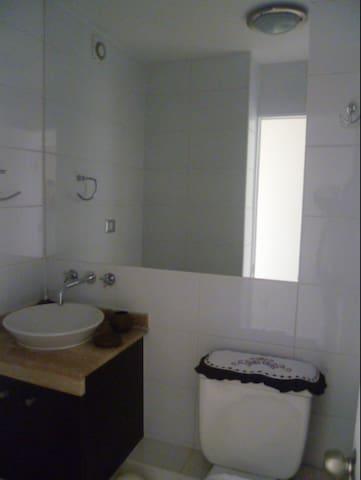 Baño en suite matrimonial
