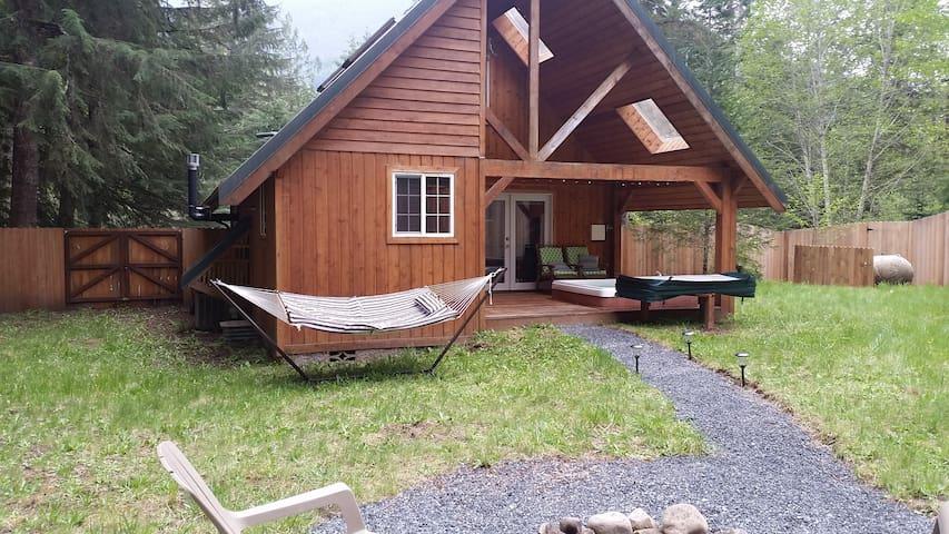 Juniper Cabin - Ashford - Cabaña