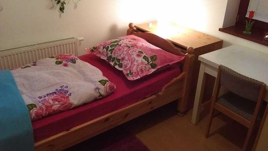 Cozy room for one, wifi, near metro station - Praag