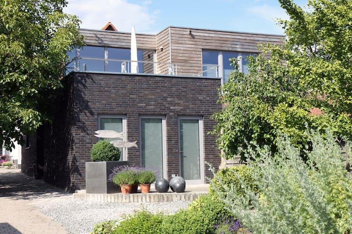 gartenhaus mit dachterrasse fehmarn my blog. Black Bedroom Furniture Sets. Home Design Ideas
