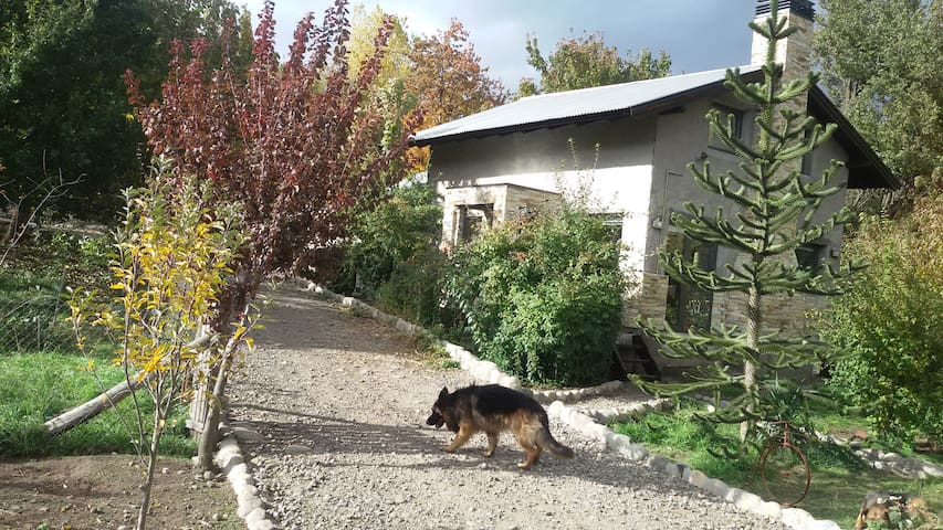 Cabaña semi rural  en San Martin de los Andes
