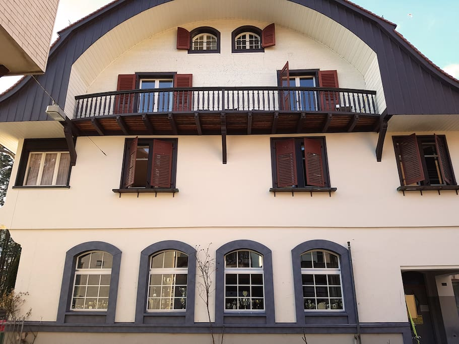 Haus (oberster Stock)