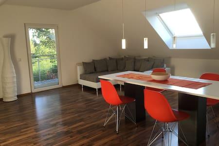Gemütliche Zweizimmerwohnung mit Balkon - Rheinfelden (Baden)