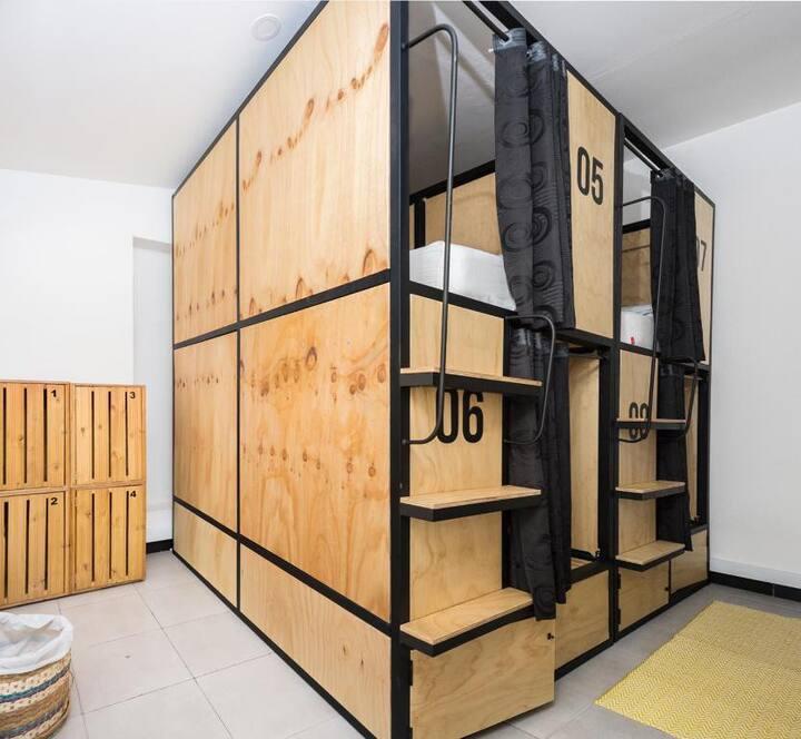República  Luxury bed cabins