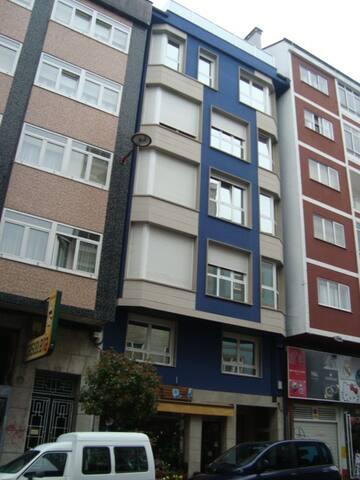 Apartamento una habitacion vive lugo