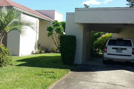 Private room & bath in Clearwater! - Clearwater