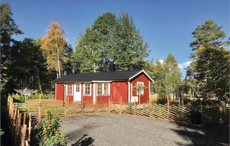 Holiday cottage with 2 bedrooms on 50m² in Ljungby