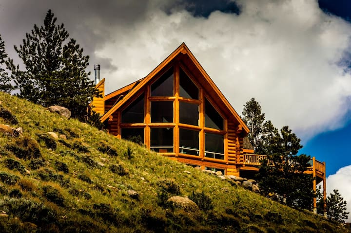 Lake View mountain cabin (1 bedroom)