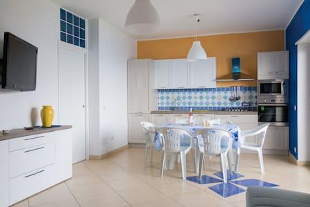 Amplio apartamento vista playa - Lägenhet