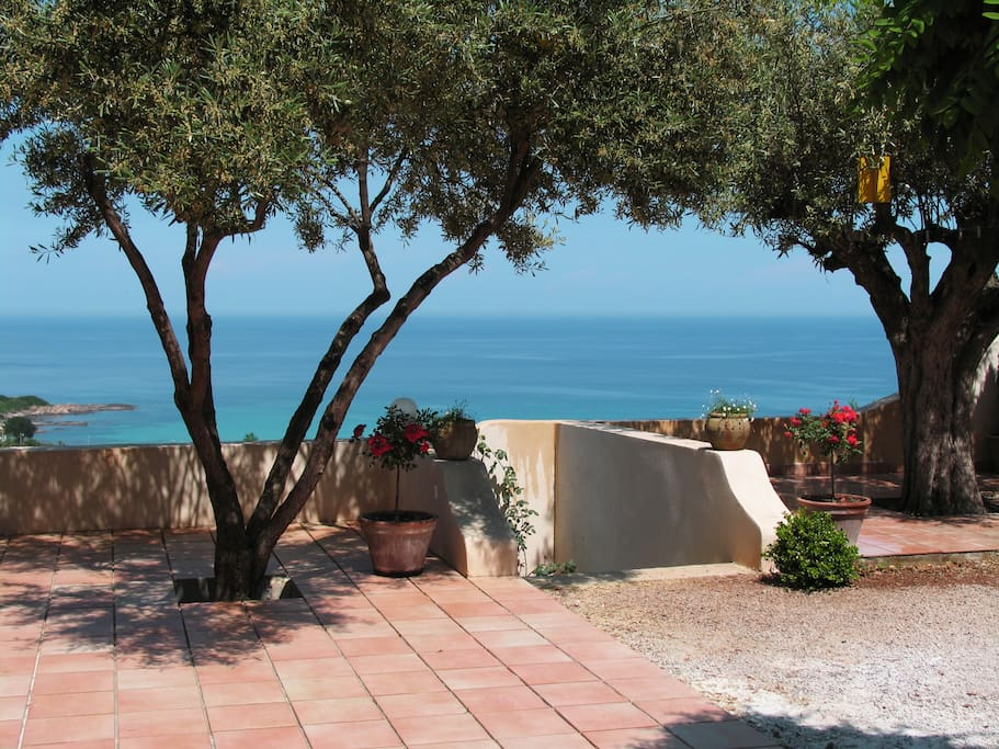 Villa Corse  Ef Bf Bd Louer Pinarello