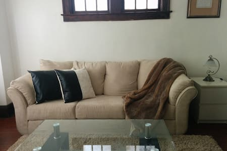 Cozy private bedroom with parking - Windsor - Apartamento