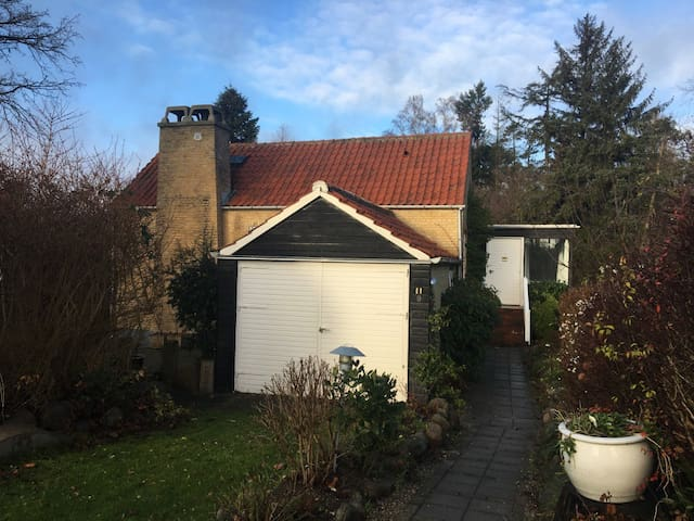 Nice big family house near Copenhagen