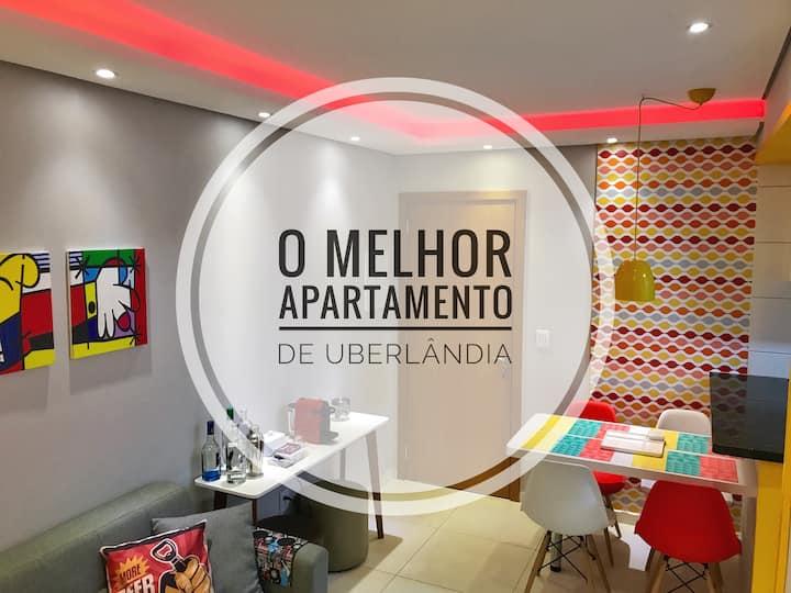 O melhor apartamento de Uberlândia