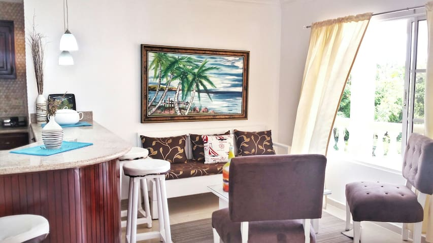 New apartment on the beach! - Punta Cana, La Altagracia, DO - Pis