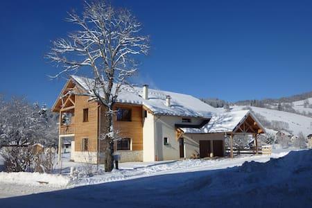 Location vacances 4/6 Pers - 65m2 - Corrençon-en-Vercors - House