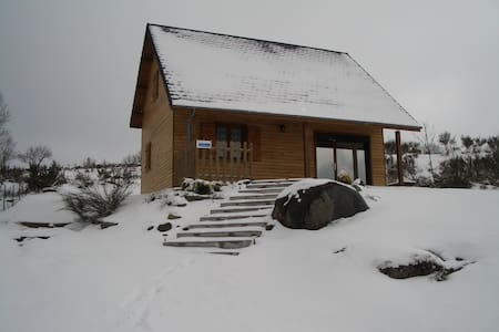 Chalet - à 20 km des pistes - Saint-Gènes-Champespe