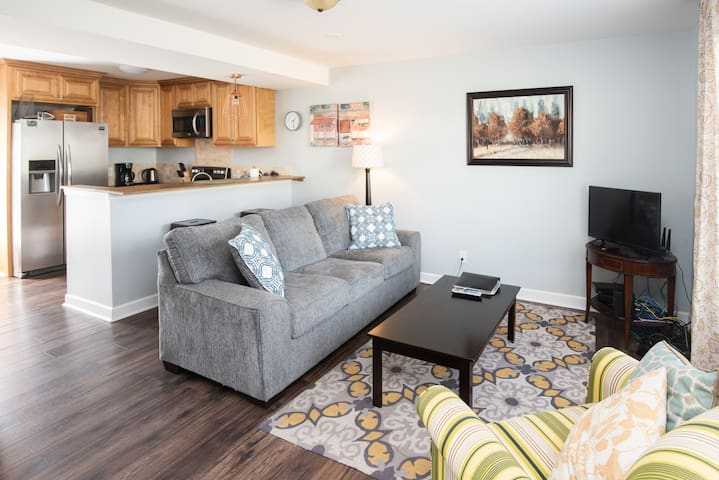 The Blue Rabbit Townhome #6 DT w/free parking