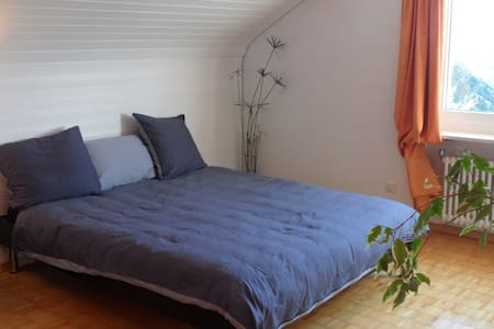 Airport 9min 18m2 Room Queen Bed City Center 29min - Bed & Breakfast