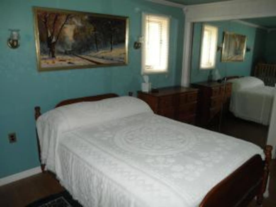 Guest Bedroom  1-One double bed