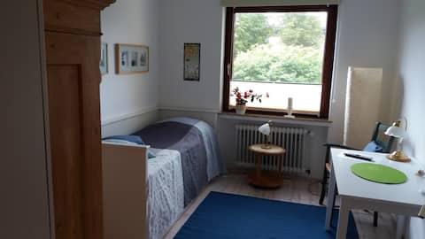 Schönes helles Gästezimmer Rotenburg/Wümme