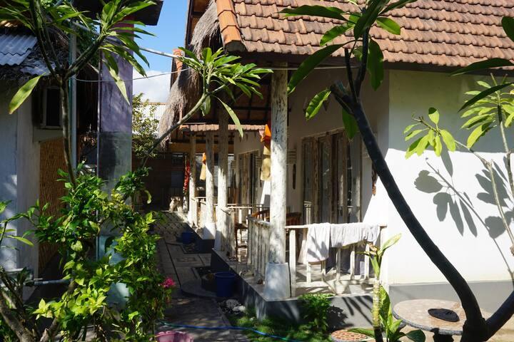 Pondok Kana - a Simple Room with AC