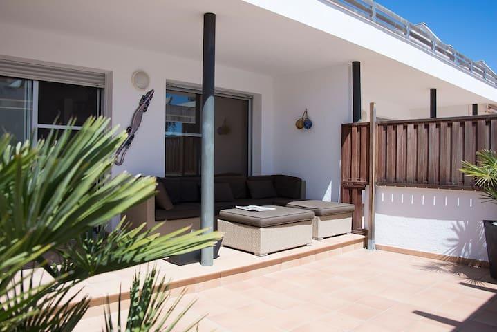 Casa en Eucaliptus, delta de l'Ebre - Els Muntells - Complexo de Casas