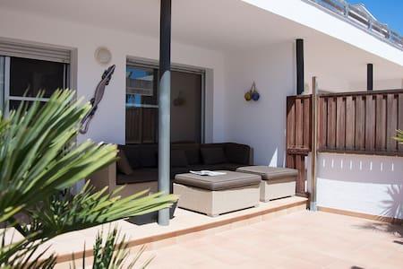 Casa en Eucaliptus, delta de l'Ebre - Els Muntells - Reihenhaus