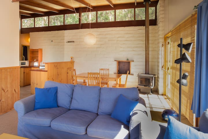 Forest Cottage with great views - Winter Special