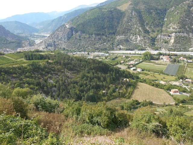 CAMPAGNE LA SEDS - Entrevaux - Holiday home