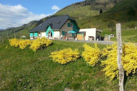 Gîte d'étape du Plateau de Lhers-ACCOUS - accous - 自然小屋