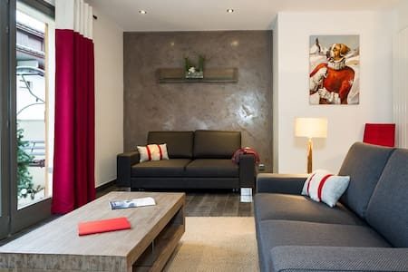 Luxury apartment in the center for 6 - CHATEL