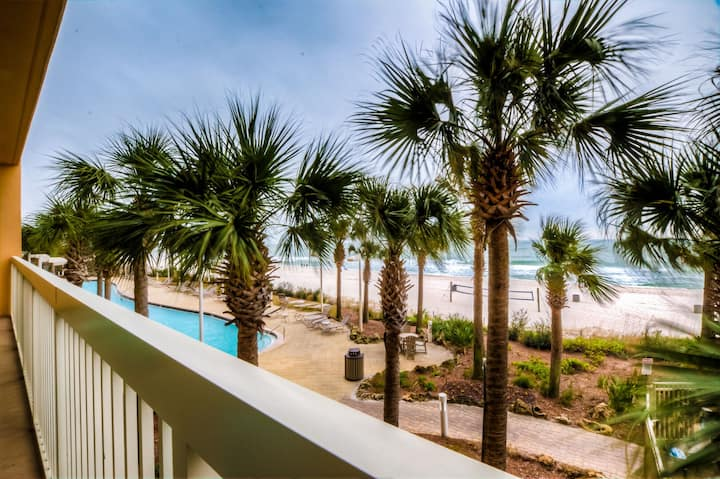 BRAND NEW! Calypso 209! BEACH CHAIRS INCLUDED, Amazing Location and Views