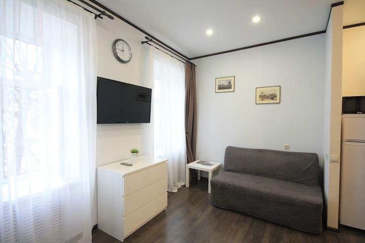 Апартаменты купчихи Морозовой 3-местный номер